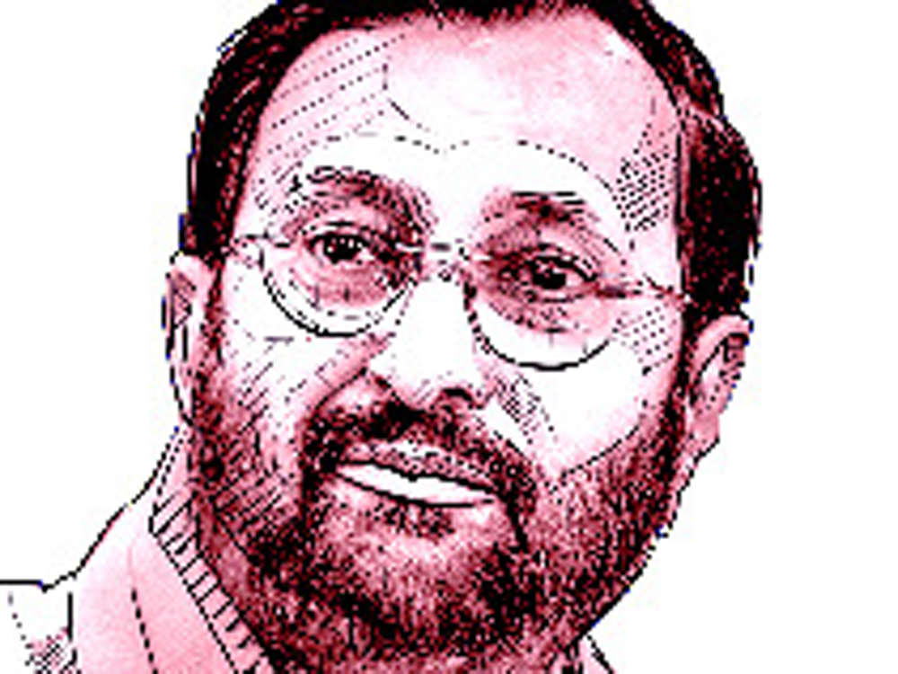 No economic crisis in India, govt taking steps to make it stronger: Javadekar