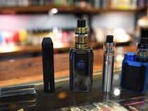 Ban on e-cigarettes