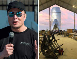 Musk's commercial spacecraft a work-in-progress; SpaceX boss shares pictures of Starship prototypes