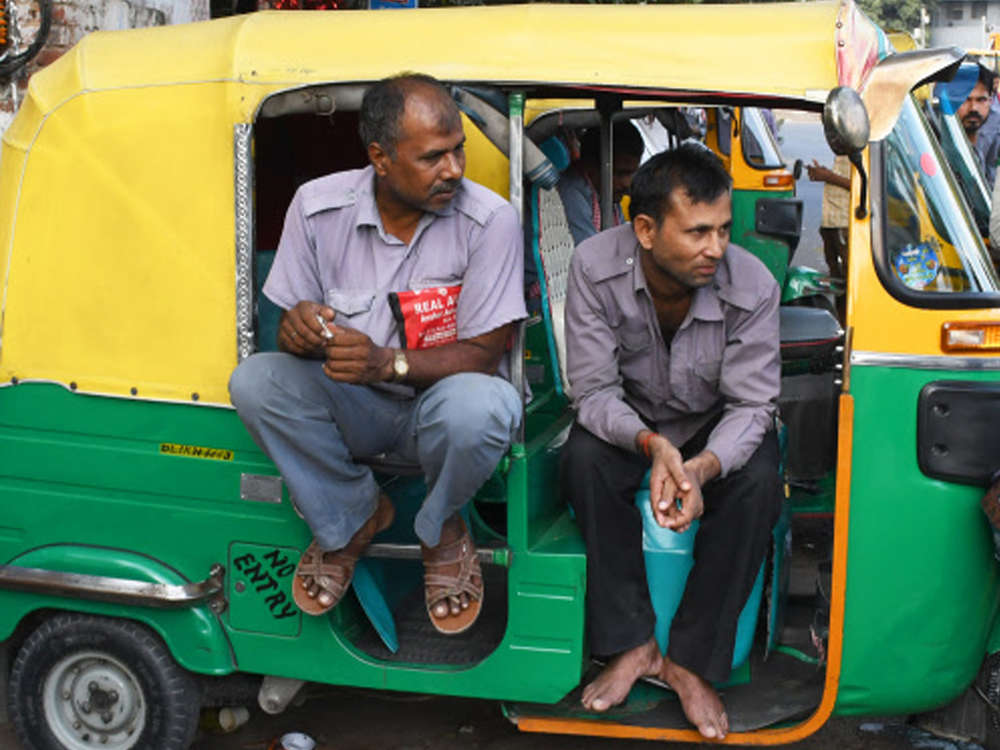 Delhi transport strike: Handful of autos on roads charge up to 200% of the normal fare