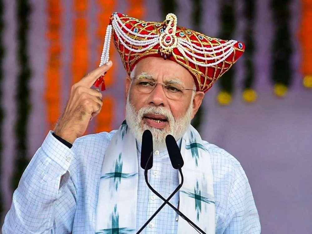 All need to embrace Kashmiris: Modi
