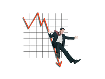 market-fall-thinkstock