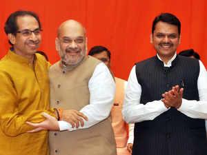 BJP Shvi Sena BCCL