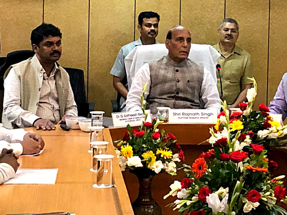 We need to train, equip forces to deal with chemical, biological warfare : Rajnath Singh