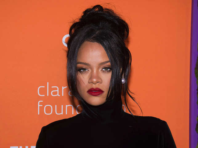 Rihanna offers both her lingerie and her makeup line at reasonable price points.