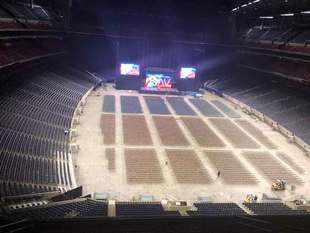 Sneak peek of NRG stadium where 50,000 people to attend 'Howdy Modi' event