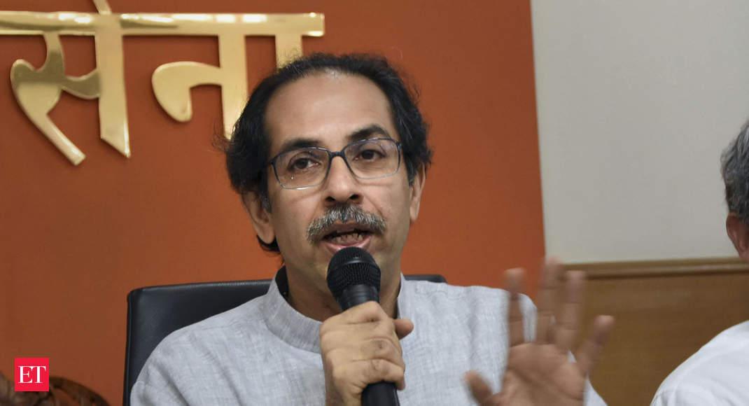 Not indulging in 'bayanbaazi': Uddhav Thackeray on PM Modi's Ram temple jibe