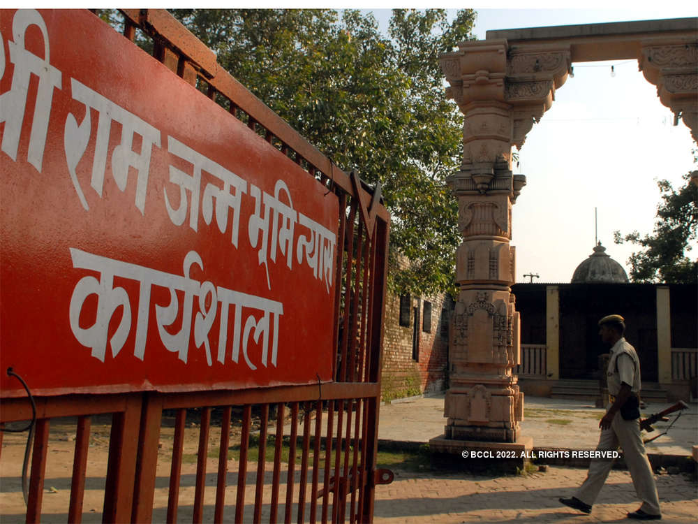 Plea on behalf of deity socio-political vehicle to build temple at disputed site: Muslim parties