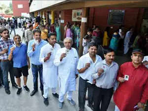 Election Commission to announce Maharashtra, Haryana poll dates today