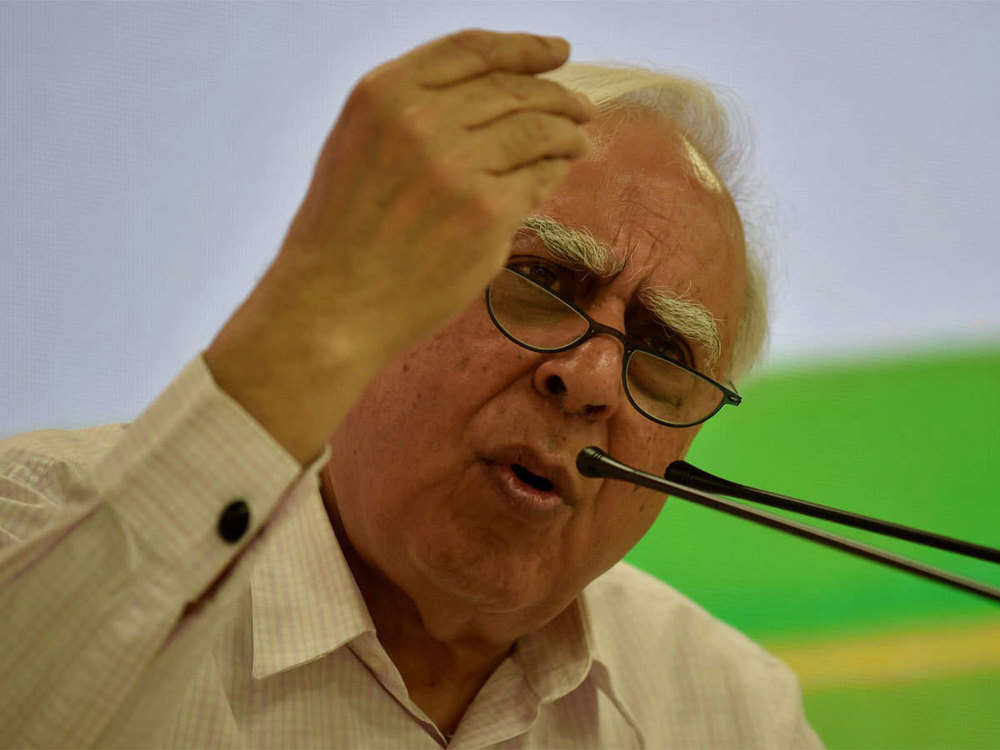 Rich will benefit, poor left to fend for themselves: Kapil Sibal on tax cut
