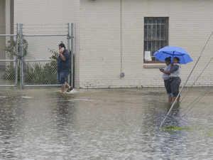 Houston Floods AFP