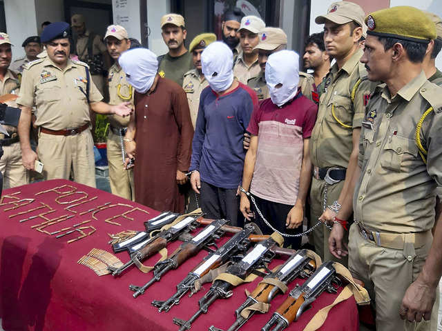 Kathua case: Two overground workers of JeM module held in south Kashmir