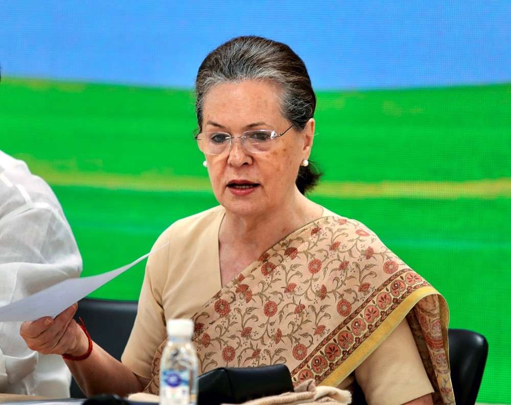 Over to Sonia again as Congress faces do or die battle