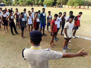 In biggest recruitment drive, RPF hires over 10,500 jawans