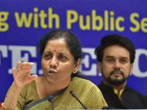 No plans to revise fiscal deficit target or cut spending now: Nirmala Sitharaman