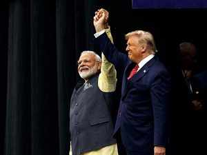 'Abki Baar, Trump Sarkar': PM Modi cheers for US President at Howdy Modi mega event