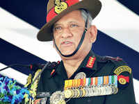 Army war-gamed possible PoK action; plans ready: Army Chief General Bipin Rawat