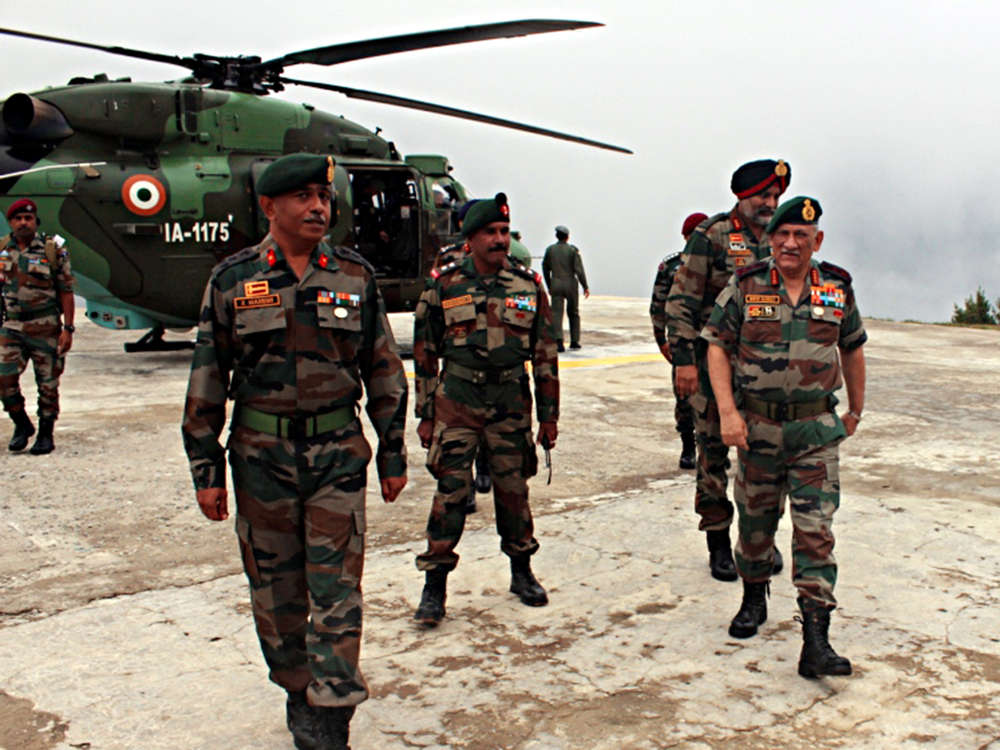Balakot has been reactivated by Pakistan, says Army Chief