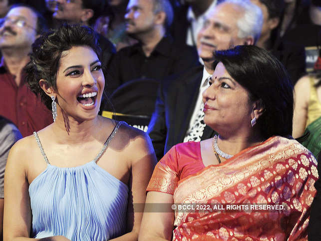 Priyanka Chopra credits her mother for the best investment advice.
