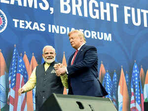 View: Modi-Trump event risks US divide on India policy