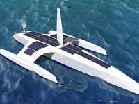 A robot ship is set to sail the world: Here's all you need to know about it