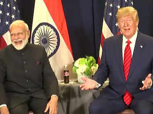 Modi knows how to deal with it: Trump on Pak terror