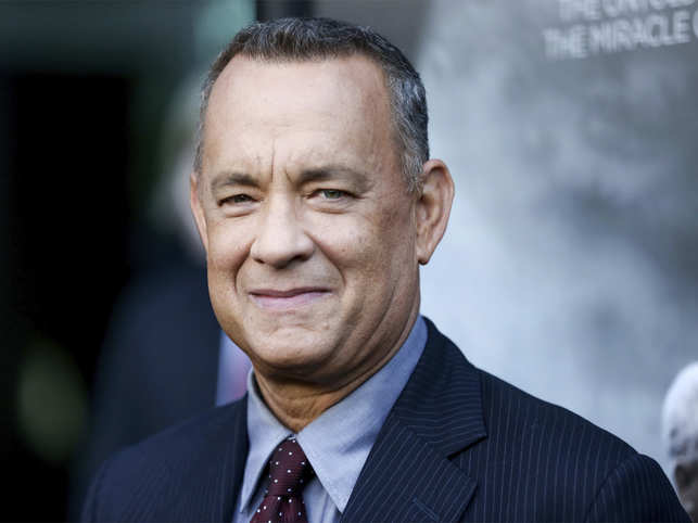 Tom Hanks to be feted with Cecil B DeMille Award at Golden Globes for 'captivating audiences with rich, playful characters'