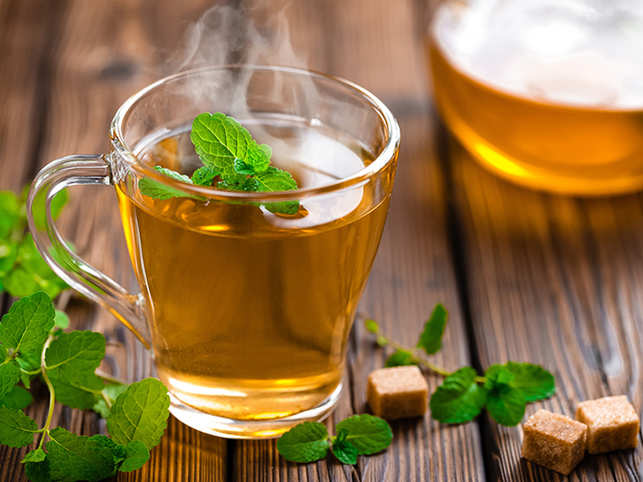 Green tea_ThinkstockPhotos