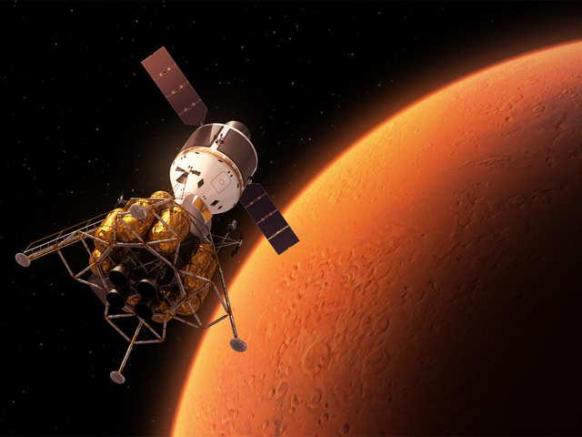 India's Mars Orbiter Mission- 'Mangalyaan'