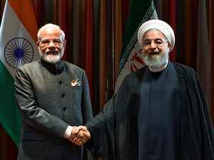 PM Modi discusses Chabahar port with Iran President Rouhani on UNGA sidelines