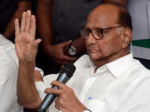 Bank scam case: Sec 144 imposed in South Mumbai ahead of Sharad Pawar's visit to ED office