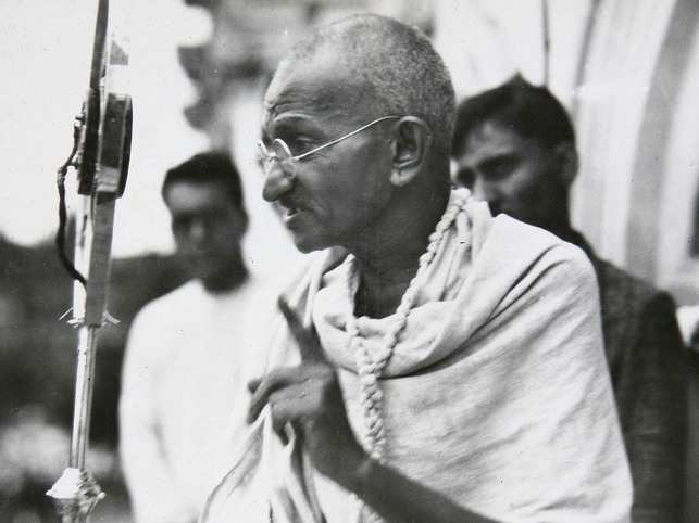 Mahatma Gandhi fought against the British and was sentenced to jail for organising the non-violent movements​ in 1908 and 1909​.