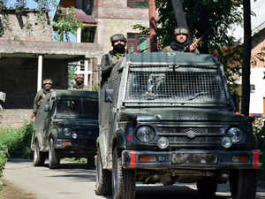 Forces identifying accommodations in congested areas of Srinagar to set up new camps