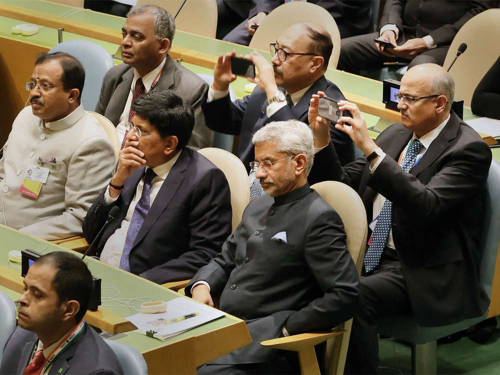 High charged but quiet Indian diplomacy blunts desperate Pakistan in UNGA & UNHRC