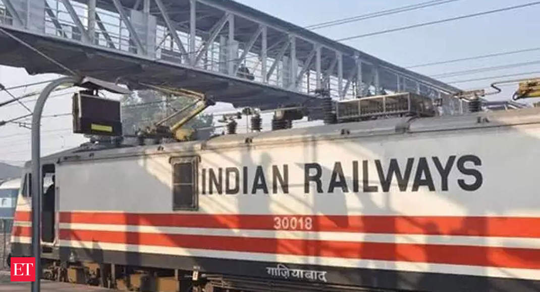 Railways' earnings from ticketing, freight take a hit; shortfall of around Rs 12,000 crore in April-August period