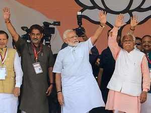 Haryana Polls: BJP announces 78 candidates; Yogeshwar, Sandeep, Babita fielded from seats BJP never won
