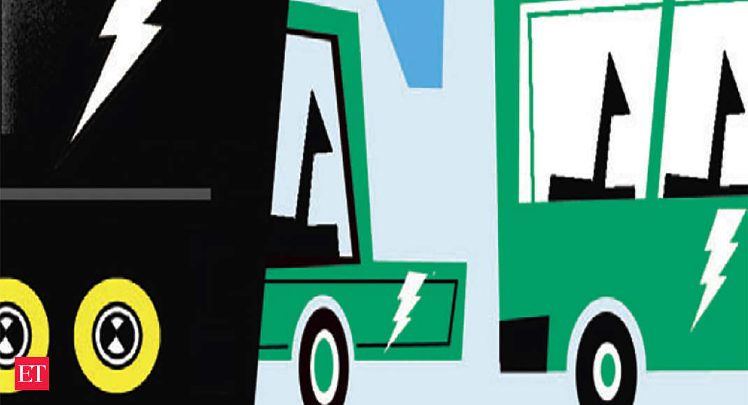 Charging docks first, EVs later is mantra for top speed
