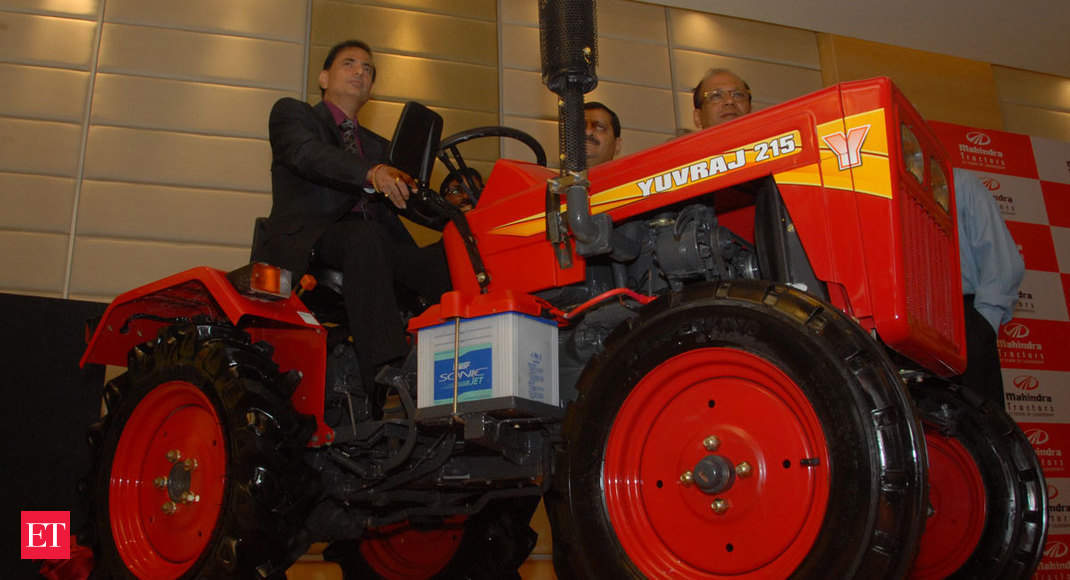 M&M tractor sales down 2% at 37,011 units in Sept; exports fall 41%