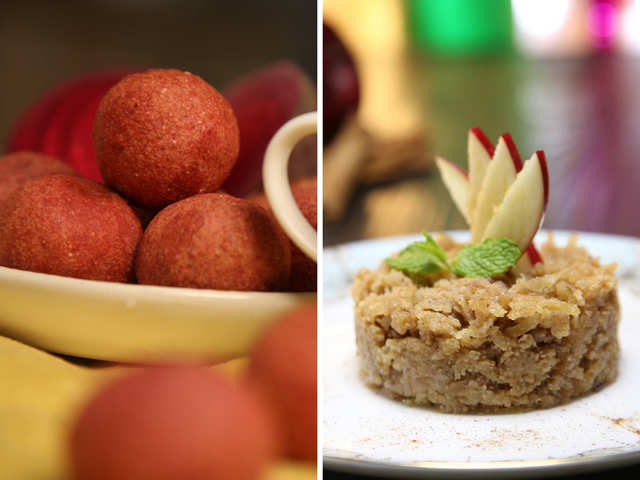This Navratri, feast on kachoris & halwas the healthy way with these easy-to-make recipes