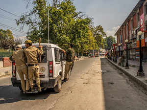 Multi-tier security along 20 infiltration routes in J&K