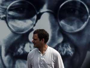 Gandhi Jayanti: Rahul leads Congress' 'padyatra' to mark Mahatma's 150th birth anniversary