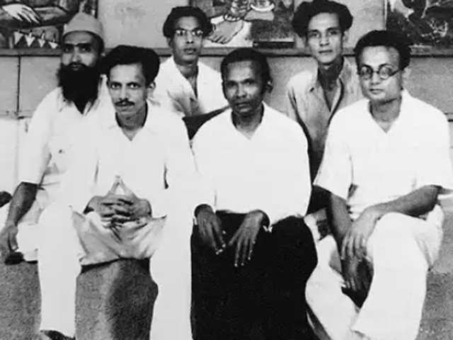 Souza, Raza, Ara: The making of the Bombay progressives