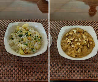 This Navratri, give your taste buds a treat with this simple Rajgira Shira recipe