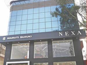 Maruti Nexa BCCL