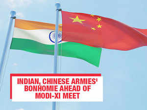 Wuhan Spirit ahead of Summit: Indian, Chinese armies' bonhomie ahead of Modi-Xi meet