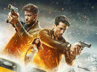 Hrithik-Tiger unleash 'War' on BO, action thriller mints Rs 53.35 cr on Day 1