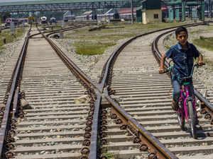 Railways GETTY
