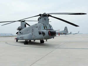 IAF to showcase Apache, Chinook choppers on Air Force Day