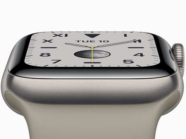 ​Starting at Rs 40,990, Apple Watch 5 is an upgrade but with marginal improvements.