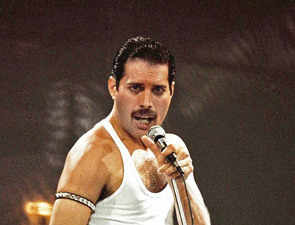 Freddie Mercury was 'living for sex': This book calls the Queen frontman a 'dangerous lover'